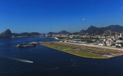 Aeroporto Santos Dumont – MAIOR PONTE AÉREA DAS AMÉRICAS!