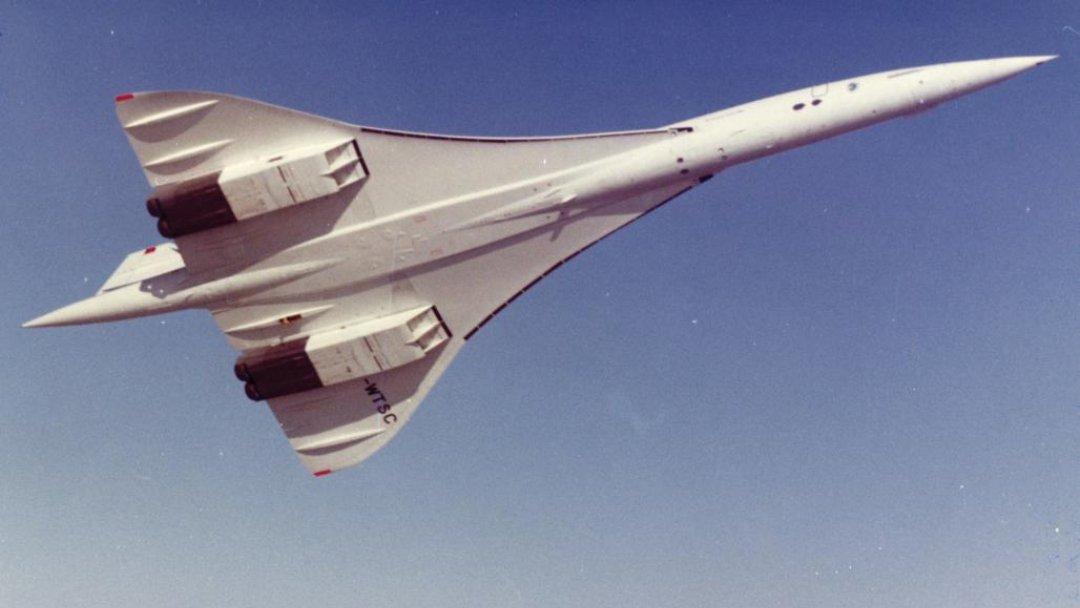 Concorde – O AVIÃO COMERCIAL SUPERSÔNICO