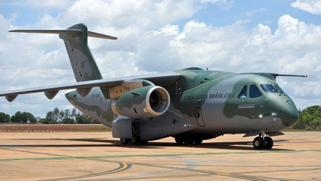 KC-390: A nova aeronave multimissão da FAB