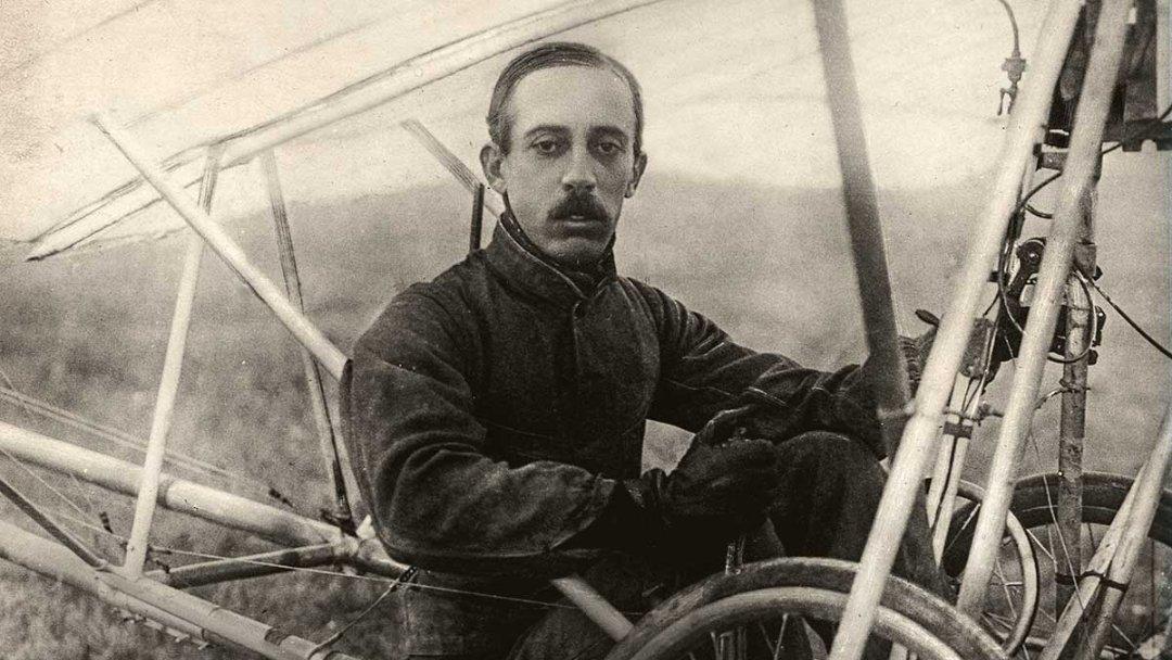 As aeronaves de Santos Dumont, o pai da aviação!