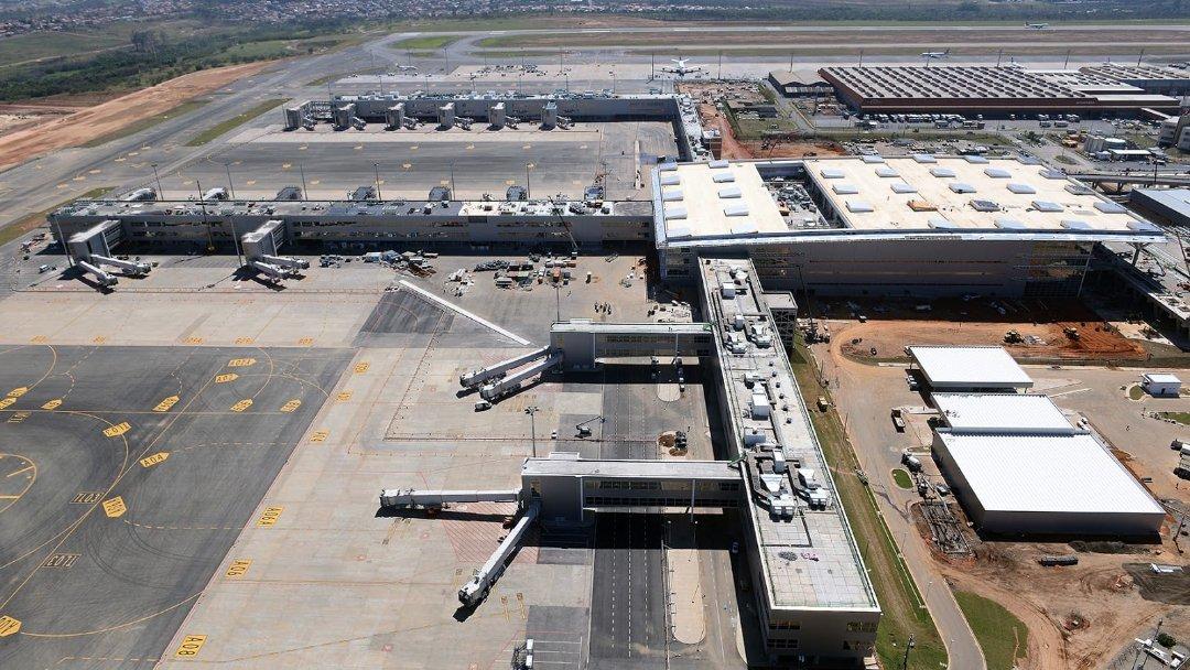Aeroporto Viracopos – UM DOS PRINCIPAIS HUB'S DO PAÍS!