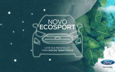Lançamento do Novo Ford EcoSport  – AEROPORTO TERRAVISTA