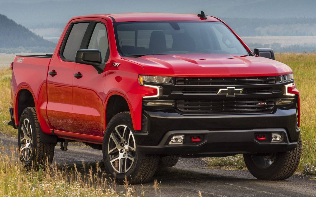 Chevrolet Silverado 2021 - O retorno de uma gigante!