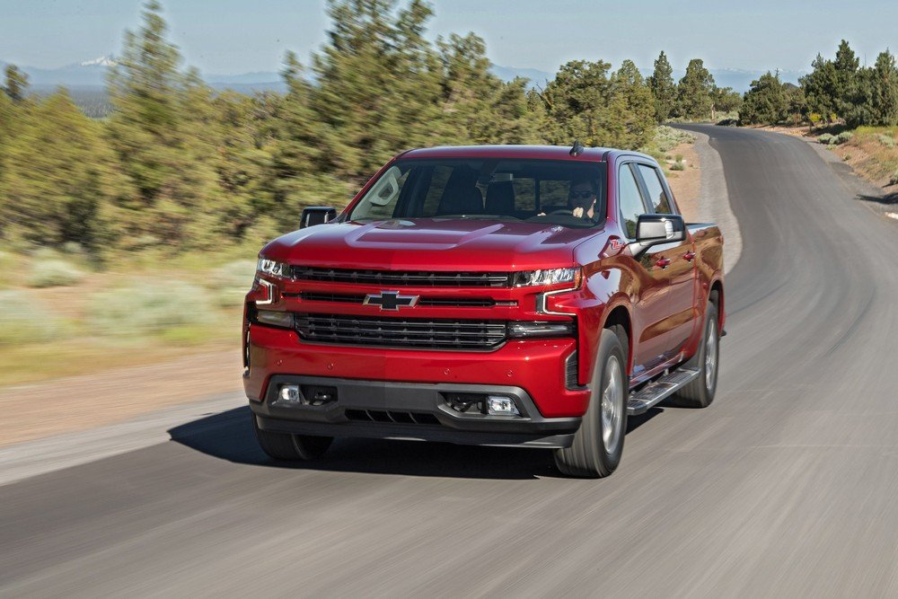O retorno da Chevrolet Silverado 2021